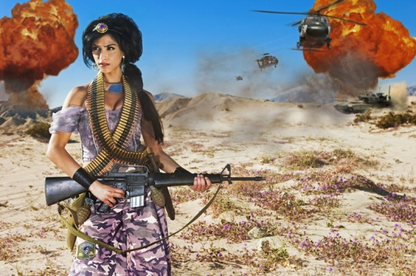 Fallen-Princesses-Dina-Goldstein-jasmine1-600x398