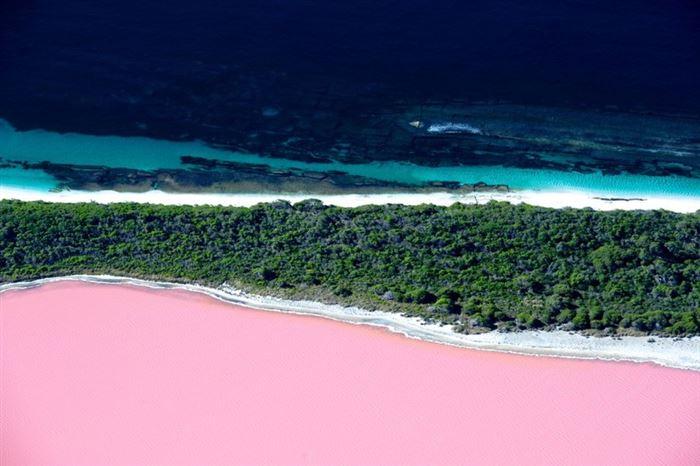 Lake Hiller, Western Australia