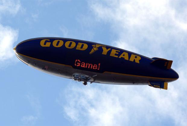 Redondo Beach, CA adopted the Goodyear Blimp as the city's official bird in 1983.