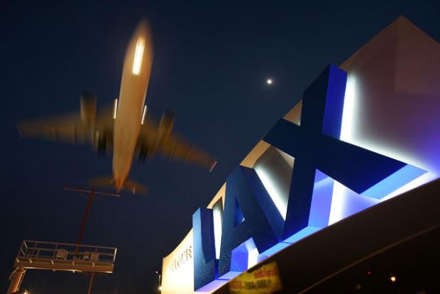 When three-letter airport codes became standard, airports that had been using two letters simply added an X.