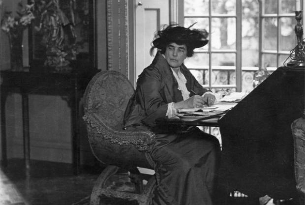 Winston Churchill's mother was born in Brooklyn.